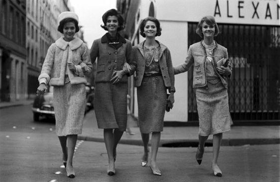 女性西裝套裝的過去現在與未來