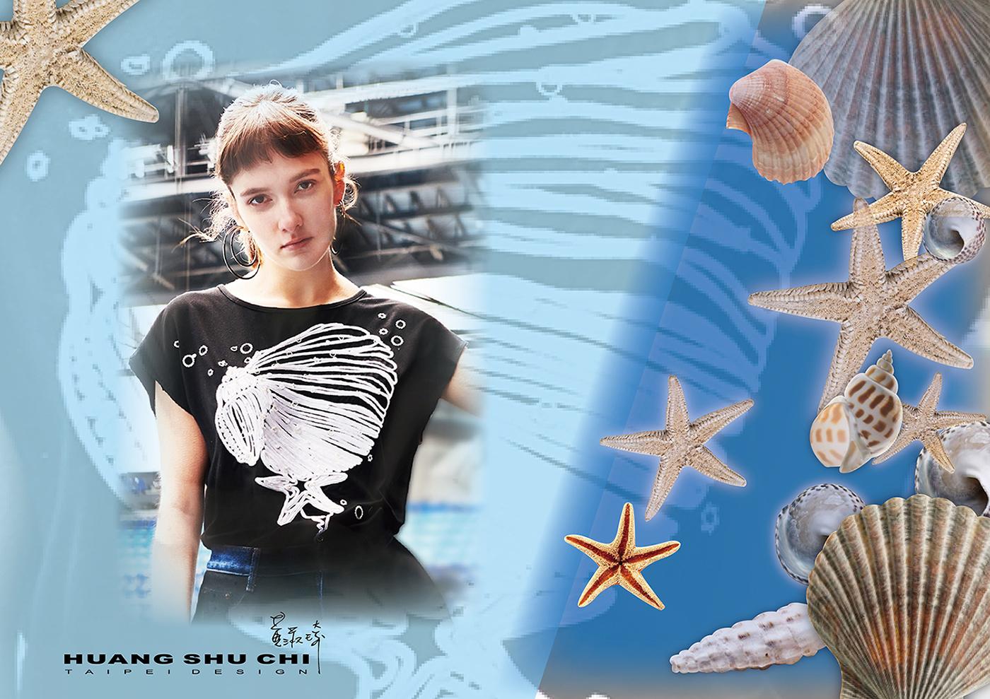 年中慶活動開跑  海洋白日夢 | 精選T恤系列 3880元